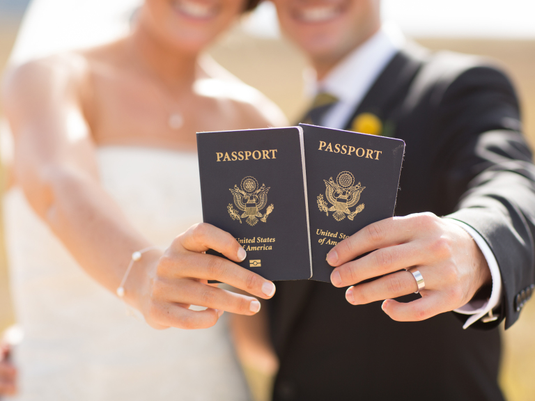 overseas getting married in Australia